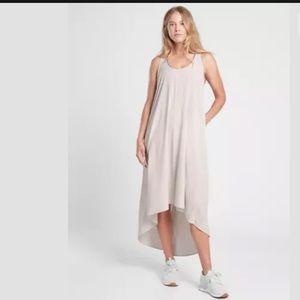 ATHLETA Presidio Dress Veil Grey NWT